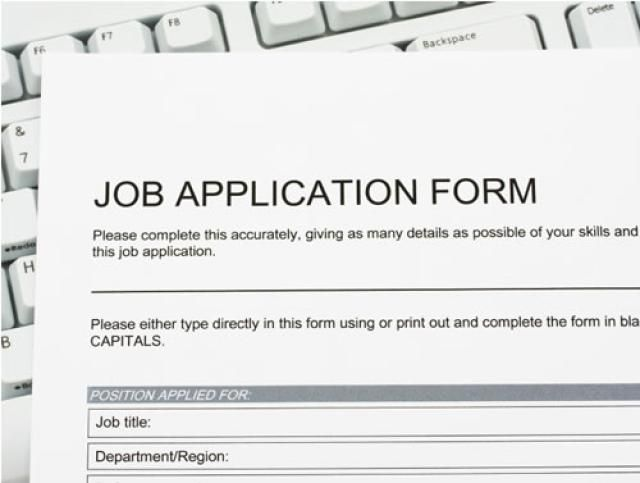 Learn How To Apply For Jobs Online With These Helpful Tips Job Application Online Job Applications Job Application Form