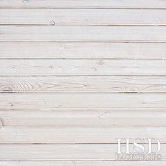 Photography Backdrop & Floor Drop | Faded White Wood