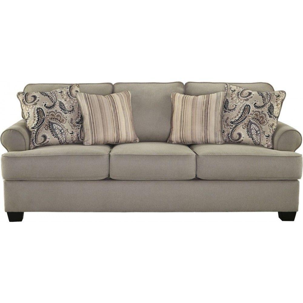 Ashley Furniture Melaya Sofa In Pebble New Sofa Pinterest