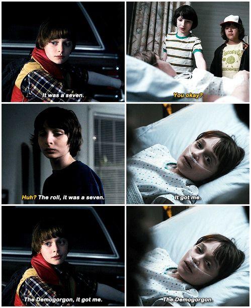 1x01 / 1x08 #will Byers