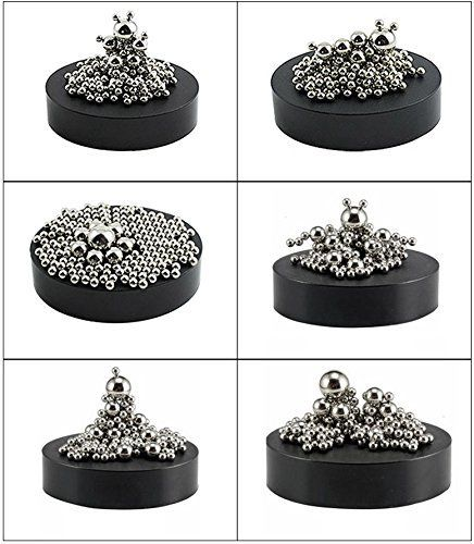 Amazon.com: TopSun Magnetic Stainless Steel Ball Children's DIY Steel Ball White-collar Office Healing Toys Creative Toys Leisure Toys: Toys & Games