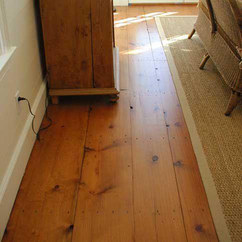Reclaimed Eastern White Pumpkin Pine Pine Floors Pine Wood Flooring Rustic Wood Floors