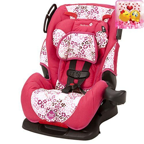 Safety 1st All In One Convertible Car Seat Ruby