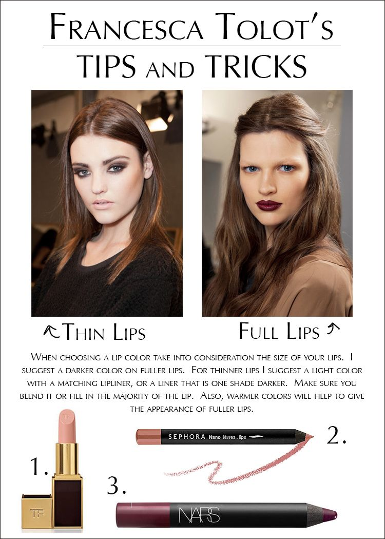 6 Tips For Wearing Lipstick If You Have Small Lips And ...