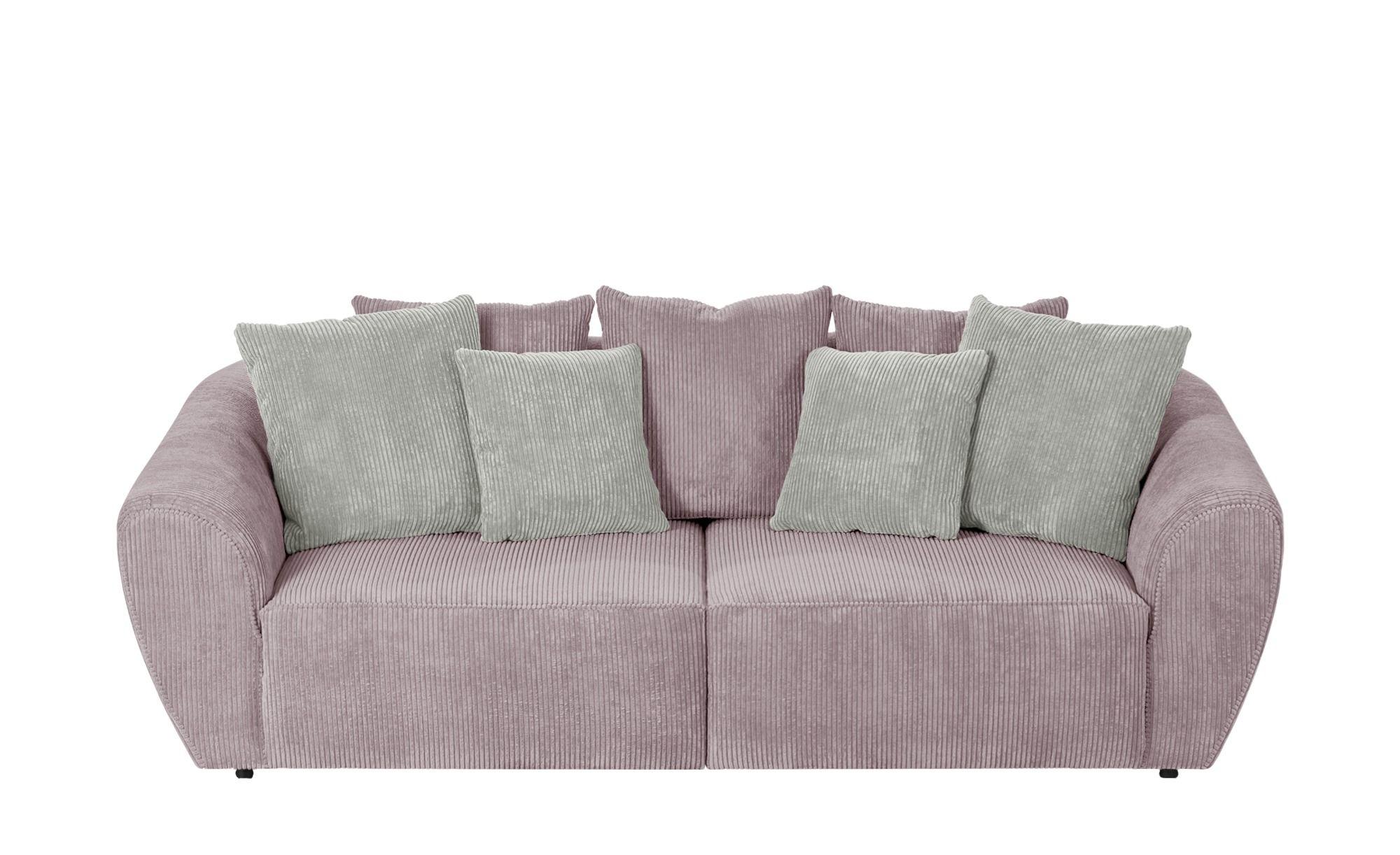 Smart Big Sofa Altrosa Cordstoff Savita Sofa Sofa Billig Und Moderne Couch