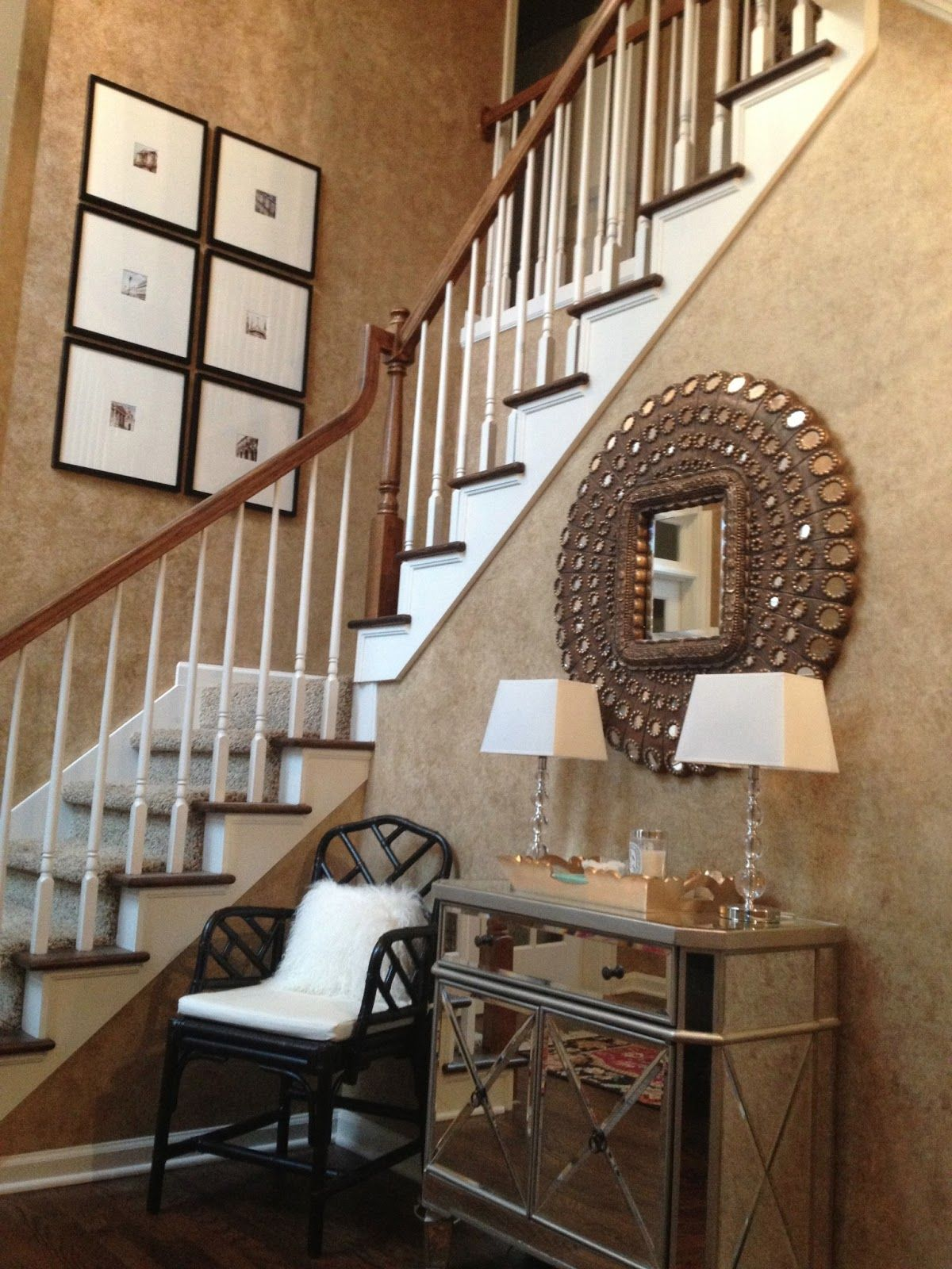 Foyer Paint Color Ideas tiffanyd | design | pinterest | foyers, staircases and tables