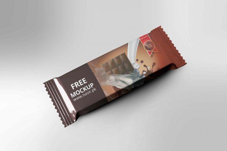 Download Chocolate Bar Packaging Mockup Packaging Mockup Free Packaging Mockup Free Mockup