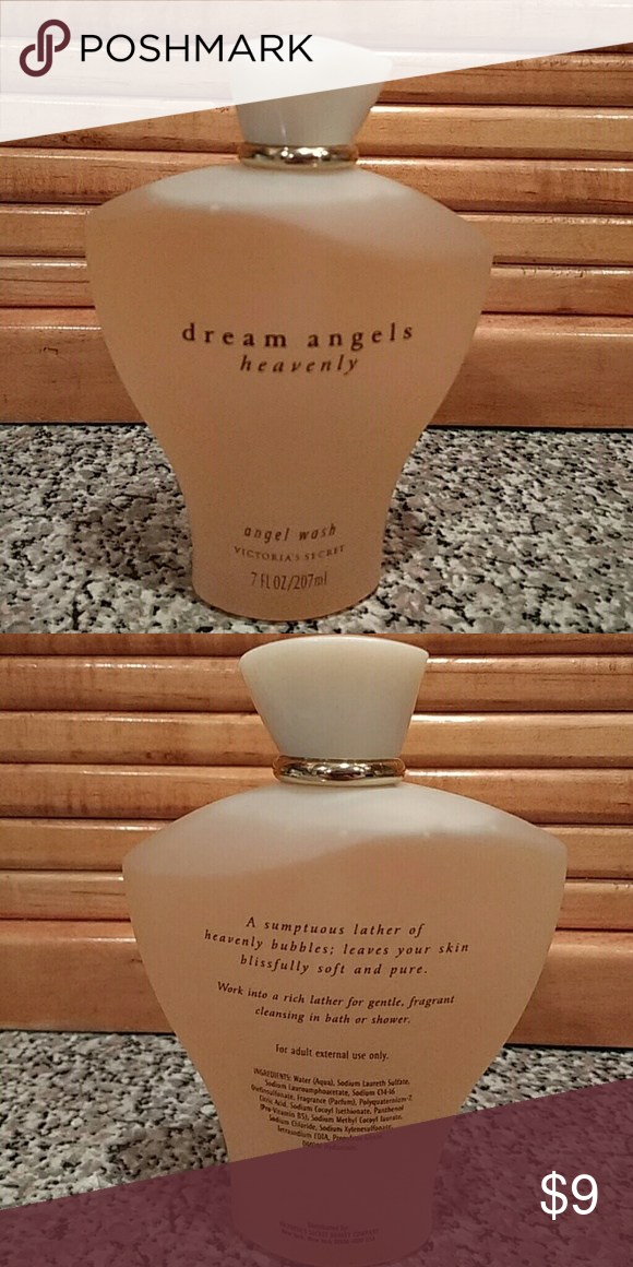 Victoria's Secret Dream Angels Heavenly angel wash 7 ounce ...