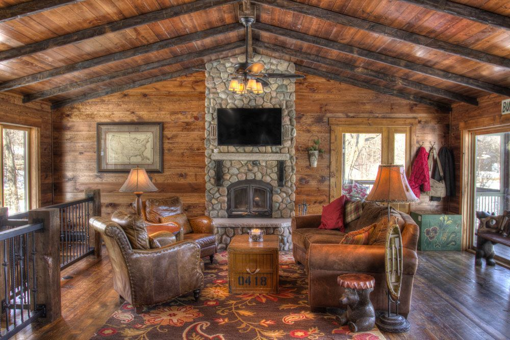 Cabin vacation rental in crosslake mn usa from