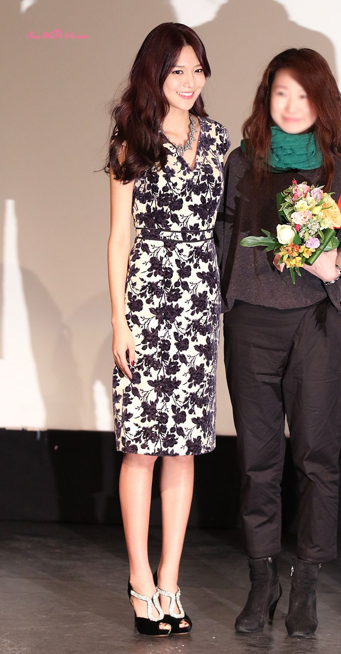 Sooyoung - Women in Film Festival Awards (131205)