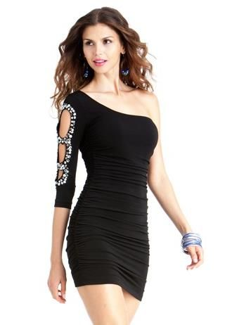 This is the dress I wore to Semi-formal and the Military Ball! One ...
