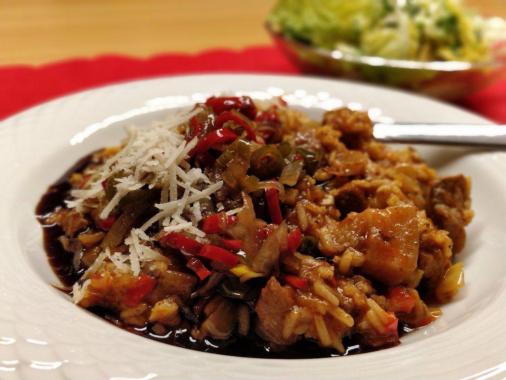 Reisfleisch Mraz