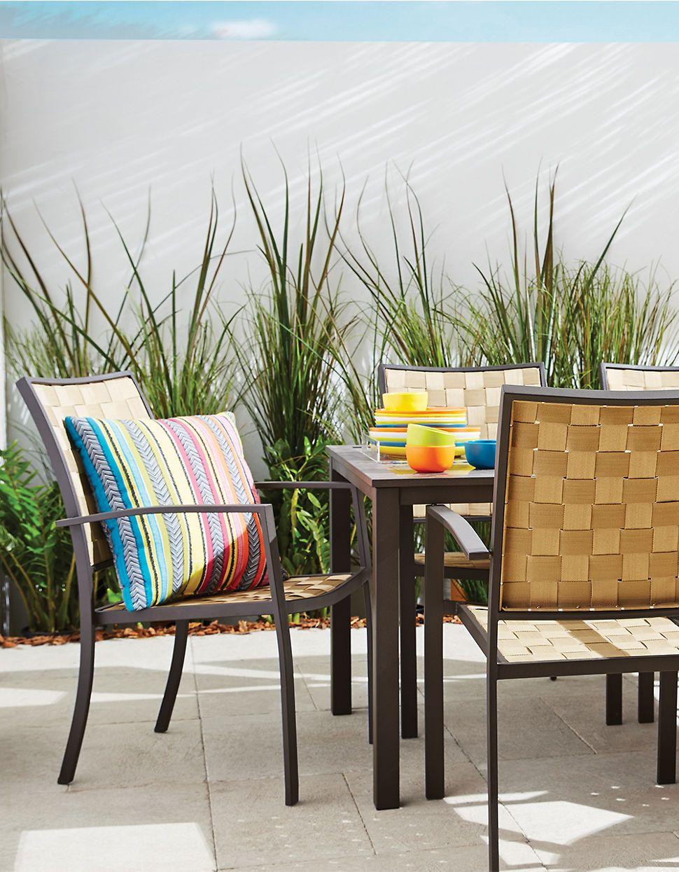 Distinctly Home Outdoors Varena 7pc Dining Set Outdoor Furniture Sets Dining Set Outdoor Furniture