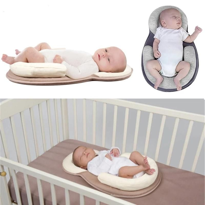 Infantmoo Anti Flat Head Portable Baby Rest Nest Infant Paradise Child Children Kid Child Careideas Ba Portable Baby Bed Baby Travel Bed Baby Supplies