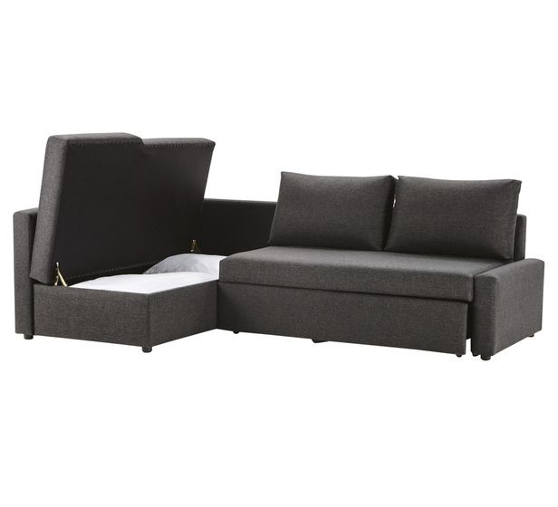 Uptown 3 Seater Sofa Bed With Storage Beds Futons