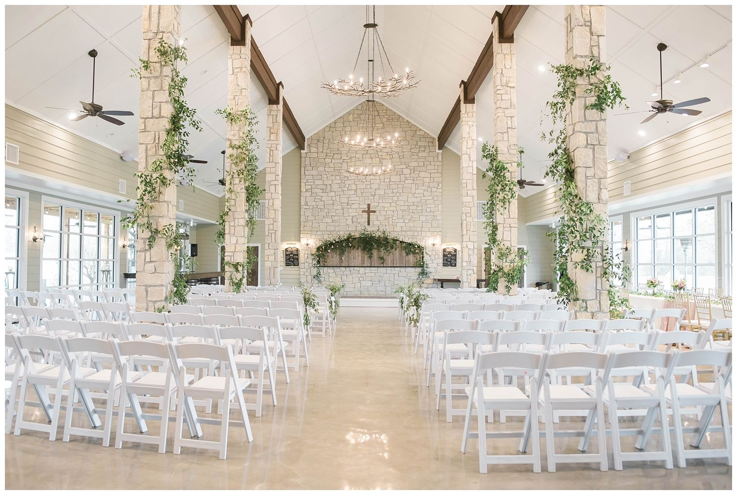 This Bryan, Texas Wedding Venue is perfect for any style