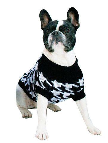 Dogtooth knitted Jumper - Doug & Bone