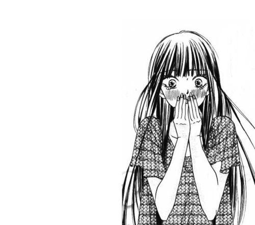 Resultado de imagen de Sawako Kuronuma de Kimi Ni Todoke manga