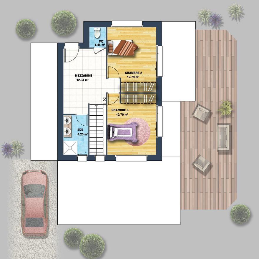 Une maison résolument moderne et pile dans les tendances de - des plans des maisons modernes