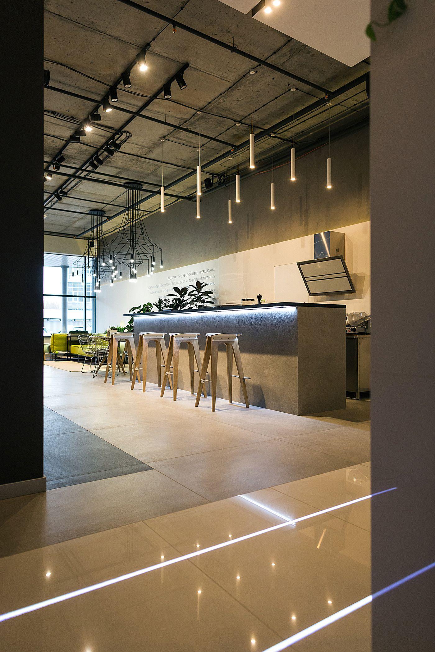 Interior Design Ideas For Home Gym: Https://www.behance.net/gallery/34395401/PALESTRA-Fitness
