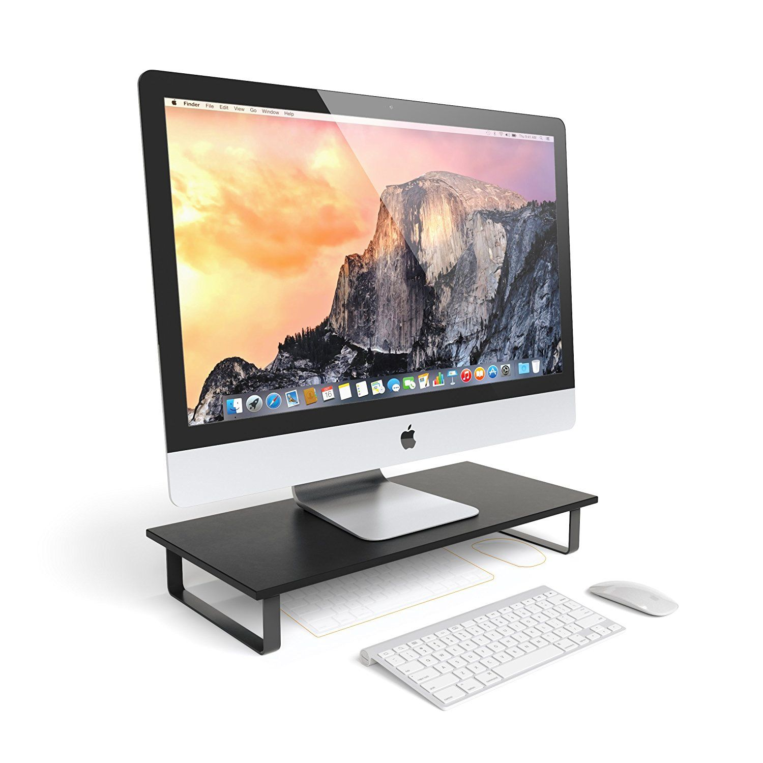 AmazonSmile : Satechi Classic Monitor Stand : Office