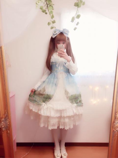 lolitahime:Saki Kurumi in Fairy Topialium