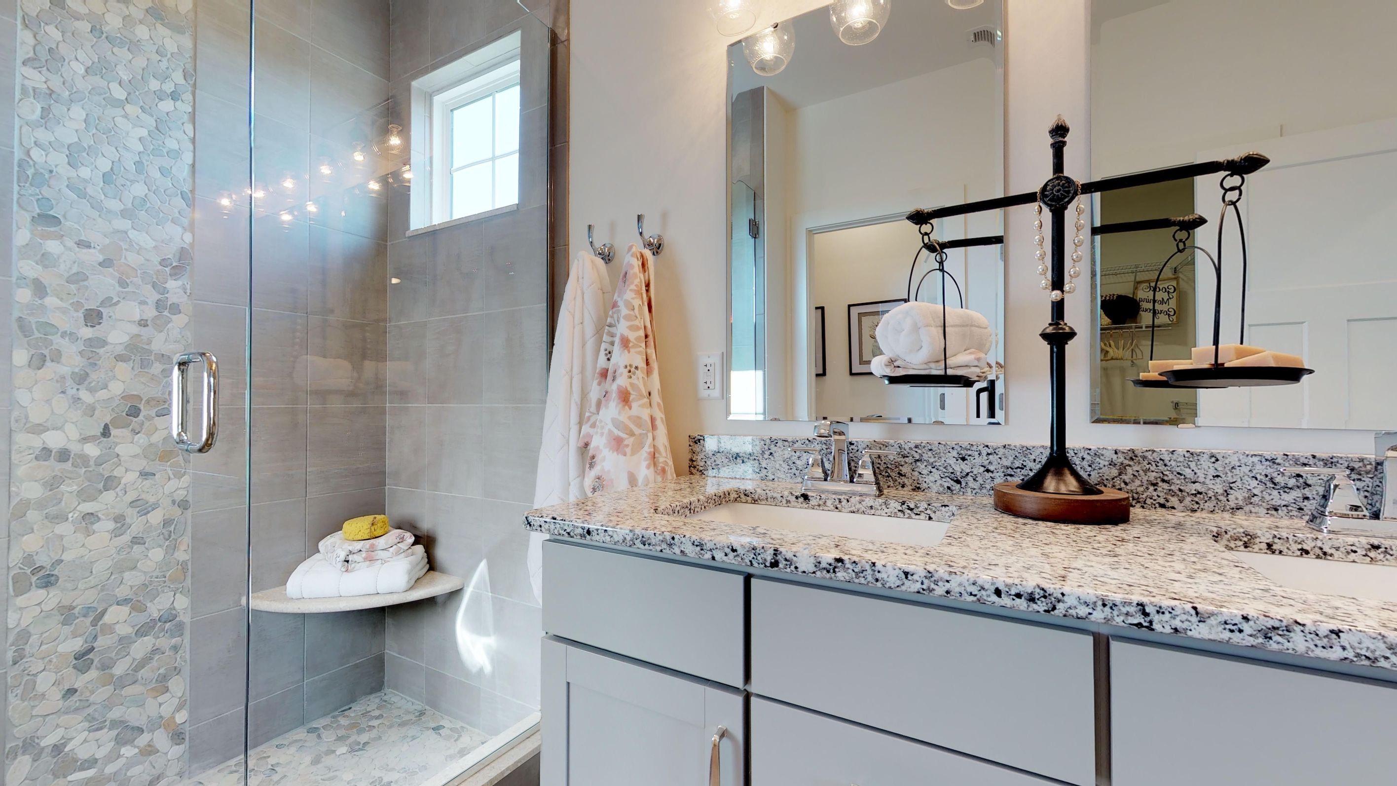 National craftsman c floor plan ownerus bath bellefield at