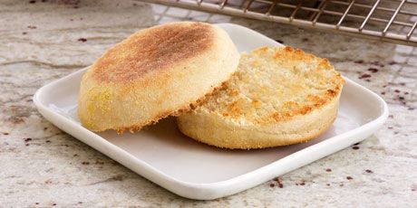 Annas english muffins recipe pinterest english muffins annas english muffins recipes food network canada forumfinder Image collections