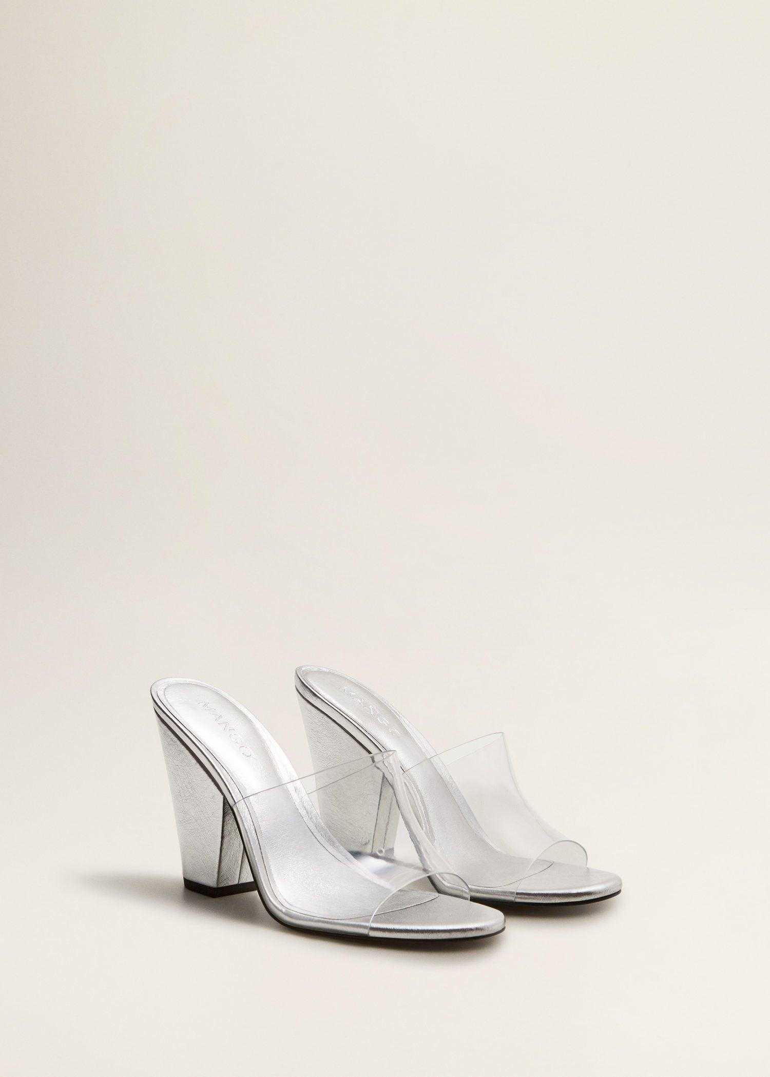 d6b6af502 Vinyl straps mules Mango, Ballerina Shoes, Footwear, Sandals, Heels, Boots,