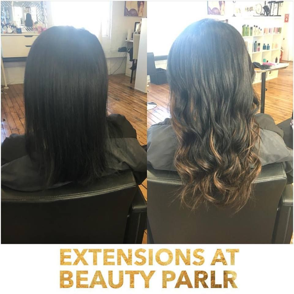 Call To Schedule Your Hair Extension Consultation Beauty Parlr 508