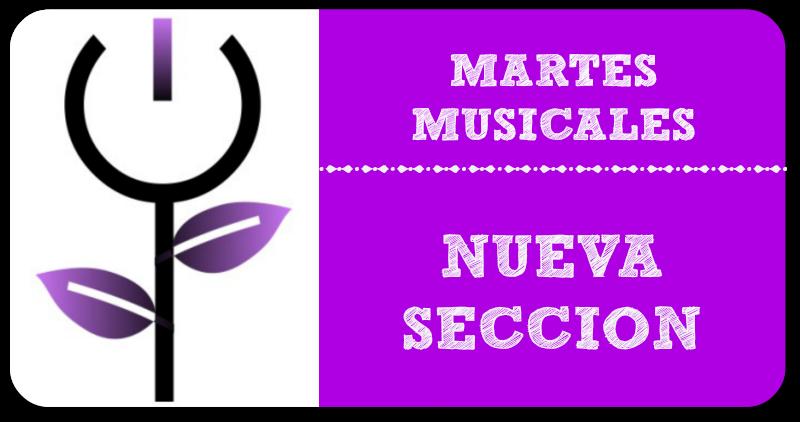 Martes musicales, nueva sección. ¡Hablemos de música! // New section: let's talk about music!  Productos FroHer: mi opinión // FroHer products: my review  http://www.negraflor.com/2013/09/17/martes-musicales/