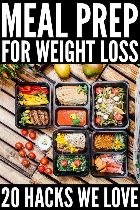 Weight Loss on a Budget: 20 Meal Prep Ideas & Hacks to Save You Time images