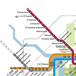 We Re Staying Along The Red Line Useful To Know Metro Rail