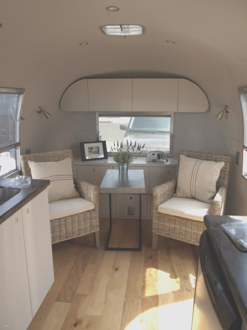Small Travel Trailer Interior Ideas - Year of Clean Water