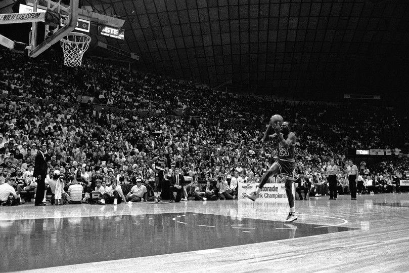 La Galería De Mates Más Espectacular De Michael Jordan Michael Jordan Michael Jordan Pictures Nba Slam Dunk Contest