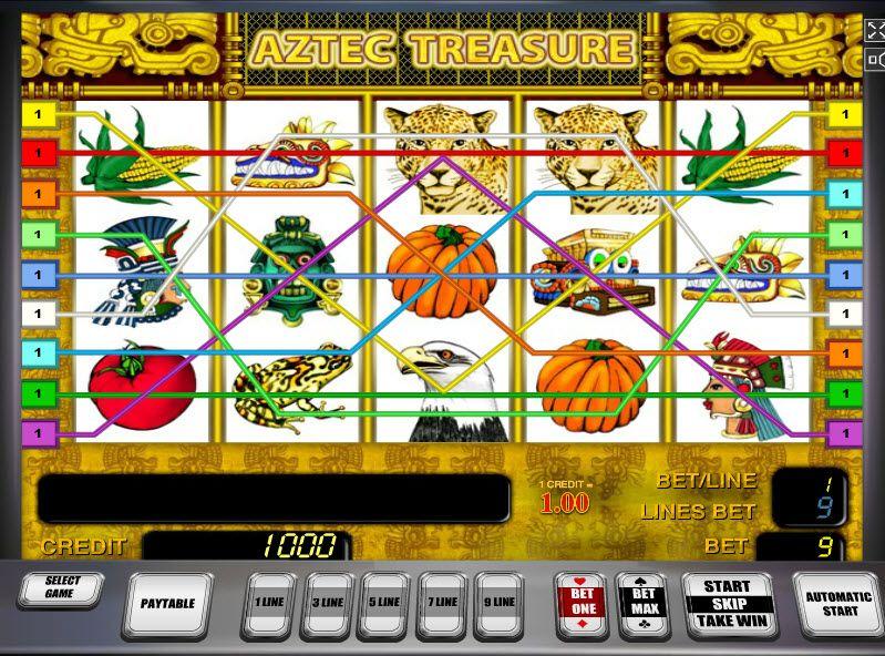 Игровые автоматы ацтеки онлайн бесплатно