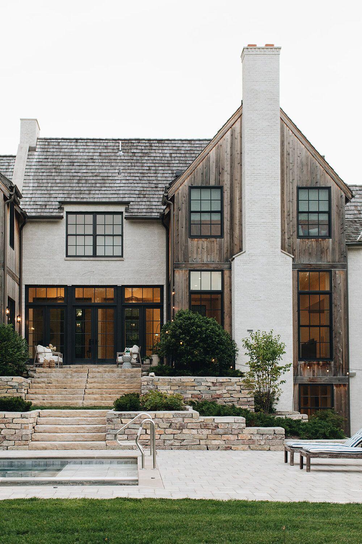 Cool Home Exterior | #interiordesign #homedecor