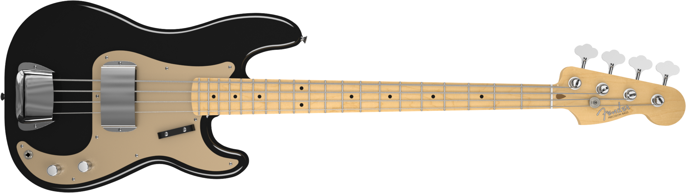 Fender American Vintage 58 Precision Bass Acoustic Bass Guitar Acoustic Bass Fender American Vintage
