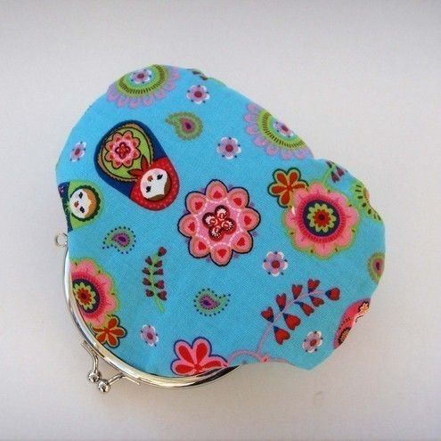 Little Russian Doll Purse £8.50