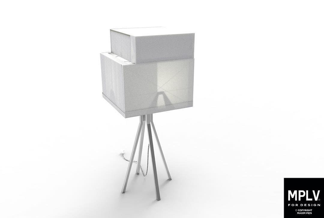 FRIENDS design by Maxim Pien & Luc Vincent #friends #maximpien #lucvincent #mplv #freeforedition #design #industrialdesign #floorlamps #speakers #light #rhino3d #3d #keyshot #rendering by maximmplv