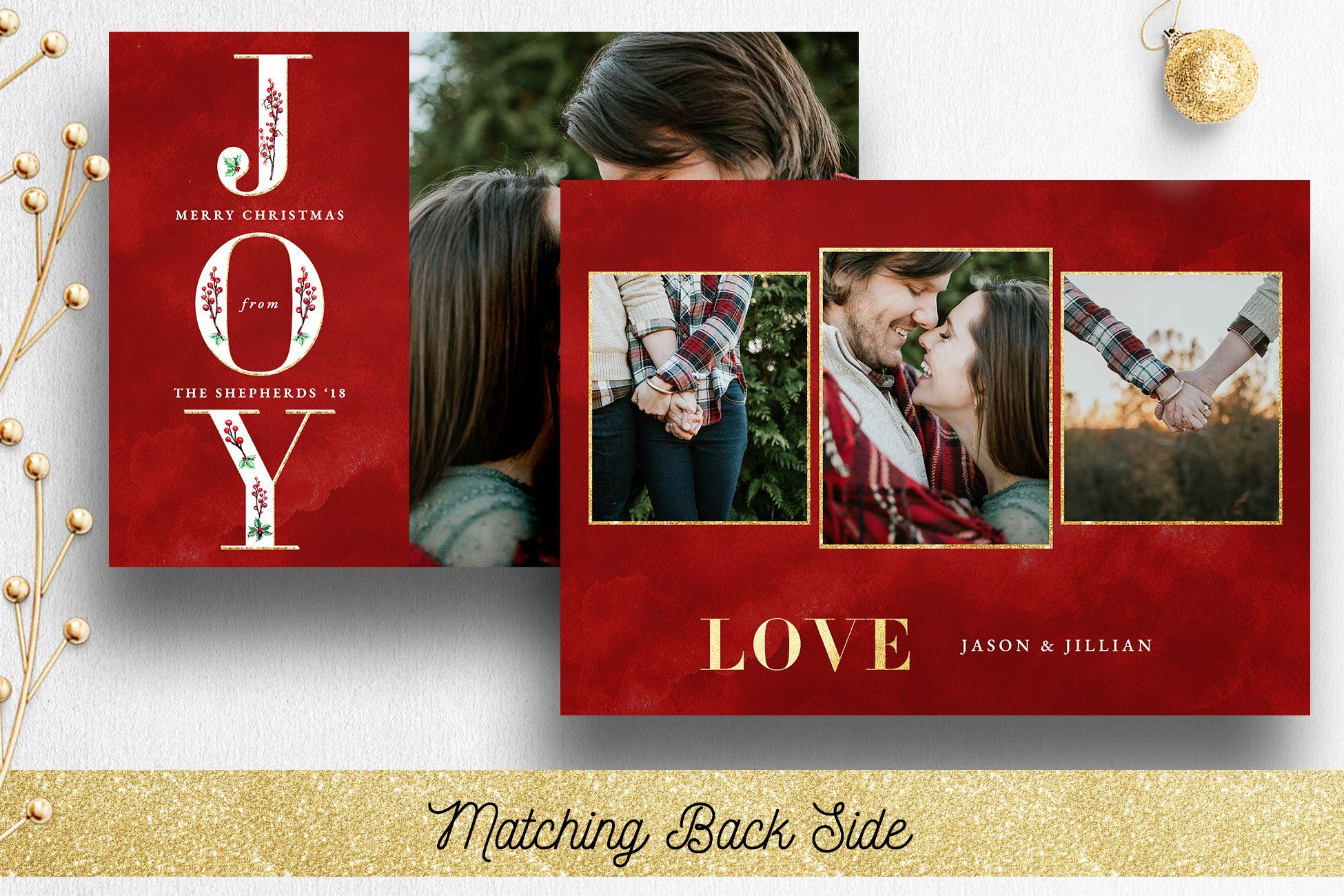 Christmas Card Psd Template 011 Christmas Photo Card Template Photo Card Template Christmas Photo Cards