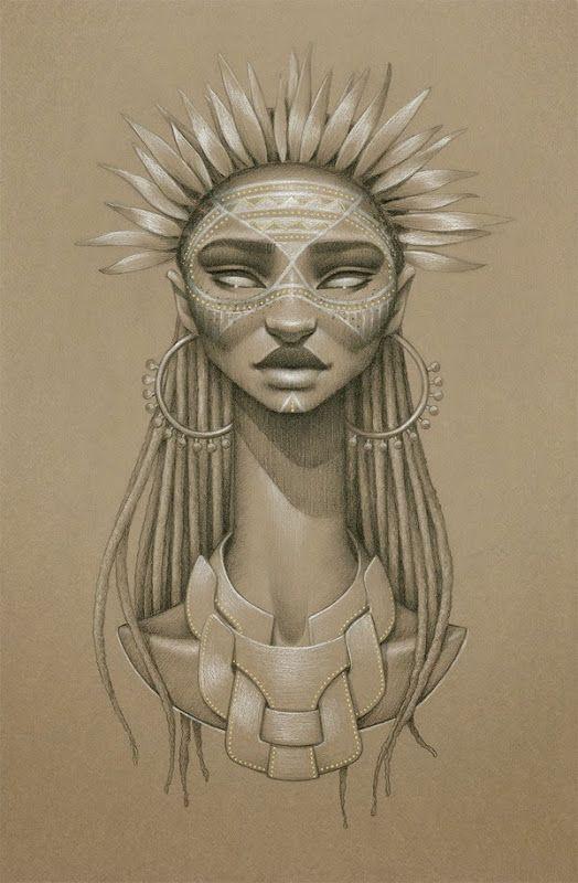Resultado de imagem para Deusa Anyanwu sara golish