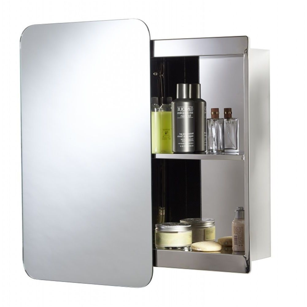 croydex medway sliding mirror bathroom cabinet from Sliding Bathroom ...