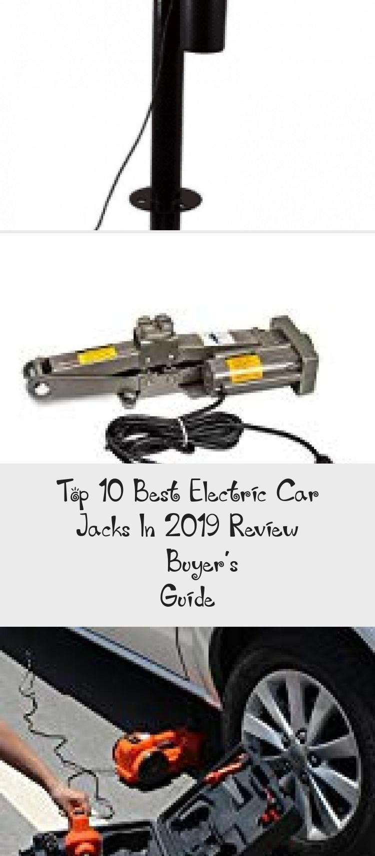 Top 10 Best Electric Car Jacks In 2019 Review Buyer's