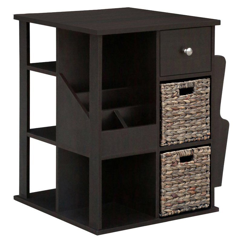 Albia 3 Drawer End Table In 2020 Living Room Side Table End Tables End Tables With Storage #side #tables #with #drawers #for #living #room