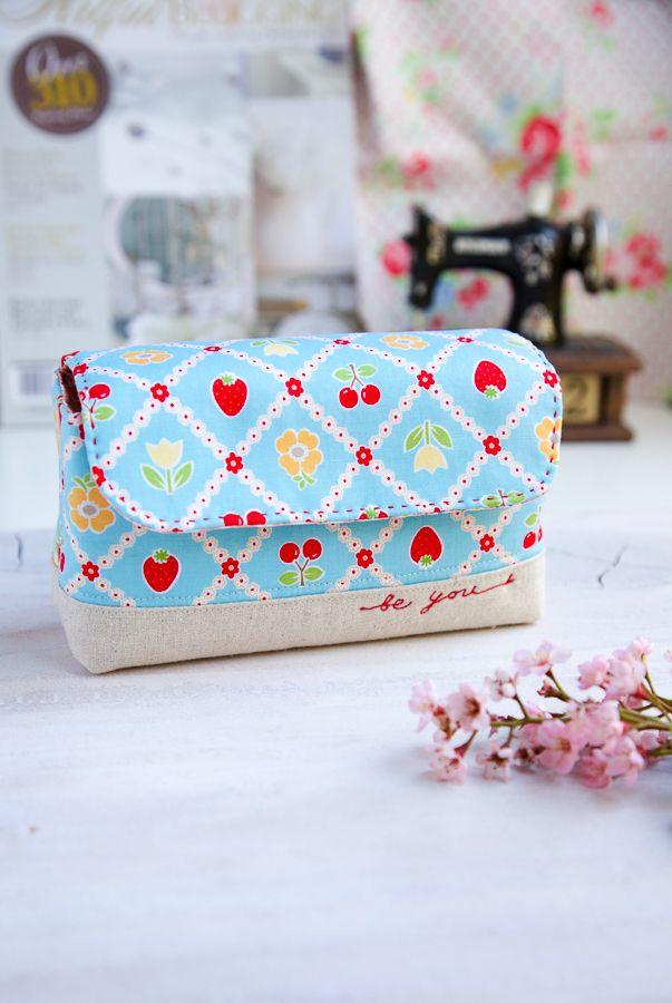 Diy handy pouch craft pinterest tutorials