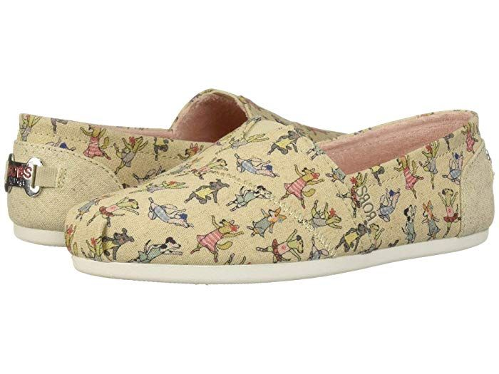 Women's BOBs Plush Woof Party Shoes