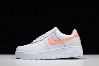 check out 96216 89f00 Womens Nike Air Force 1  07 Patent White Oracle Pink AH0287 102 Running  Shoes