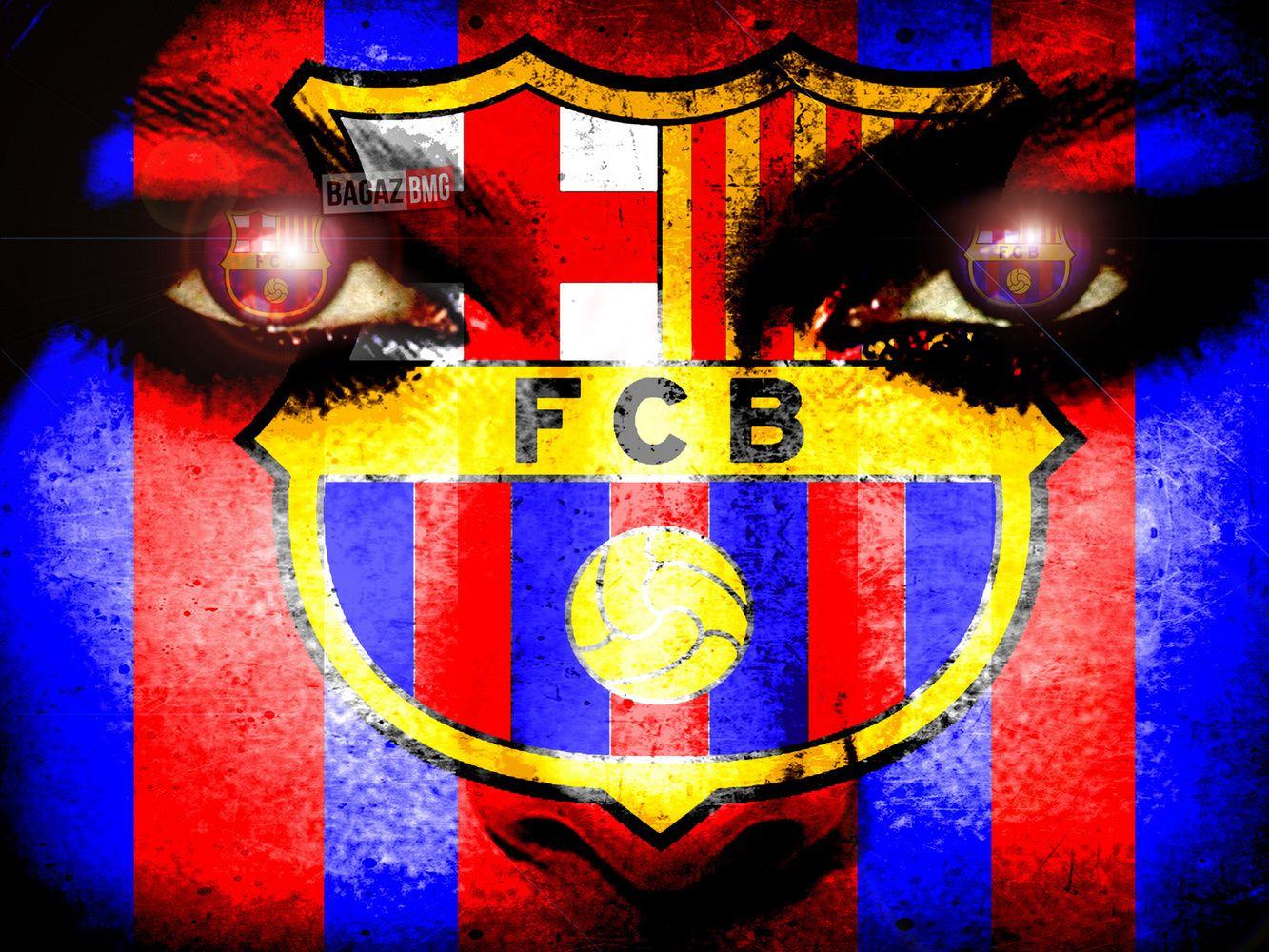 Fan art of fc barcelona logo wallpaper for fans of fc barcelona hd wallpaper and background photos of fc barcelona logo wallpaper for fans of fc barcelona images voltagebd Images