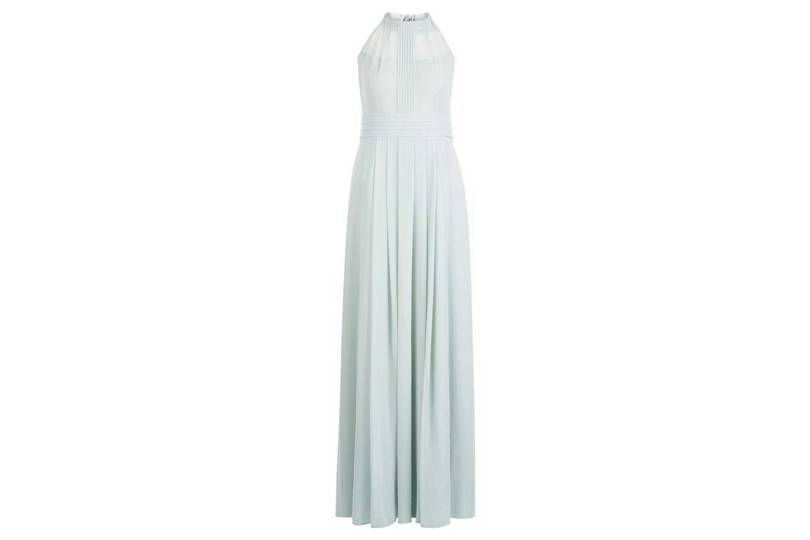 d874dbc1aee0 Raey V-neck tinsel midi slip dress ($375) ❤ liked on Polyvore featuring  dresses, nude gold, metallic dress, v neck midi dress, hol… | My Polyvore  Finds